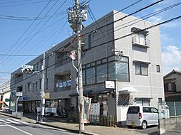 京都府宇治市小倉町山際の賃貸マンションの外観