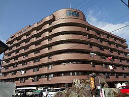 ユーイン井川城[4階]の外観