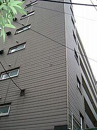 第一笹塚ビル 幡ヶ谷8分 笹塚6分 2駅使えて便利なぺット可[4階]の外観