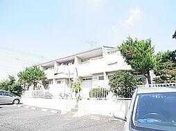 [タウンハウス] 千葉県松戸市新松戸5丁目 の賃貸【/】の外観