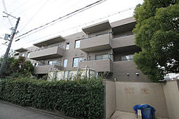 大阪府豊中市岡町南2丁目の賃貸マンションの外観