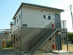 ルミエールA[2階]の外観