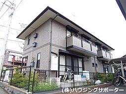 [タウンハウス] 東京都八王子市楢原町 の賃貸【/】の外観