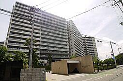 大阪府三島郡島本町江川2丁目の賃貸マンションの外観