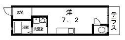 [一戸建] 大阪府八尾市跡部本町2丁目 の賃貸【/】の間取り