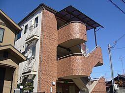 ハイツ金楽寺[3階]の外観