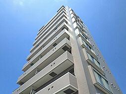 北海道札幌市東区北十五条東14丁目の賃貸マンションの外観