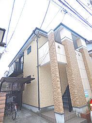 クローカス芝西[2階]の外観
