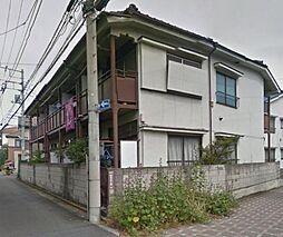 東京都武蔵野市関前5丁目の賃貸アパートの外観