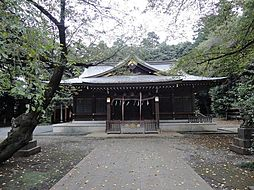 北野天神社殿