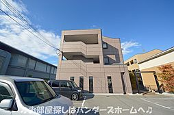 大阪府枚方市片鉾東町の賃貸マンションの外観