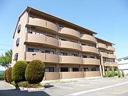 大阪府富田林市中野町3丁目の賃貸マンションの外観
