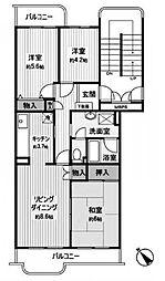 東林間オリエントハウス3階 東林間駅歩8分