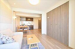 「狛江」駅歩5分 最上階角部屋 ルーフバルコニー付 リフォ済