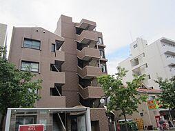 愛知県名古屋市西区城西4丁目の賃貸マンションの外観