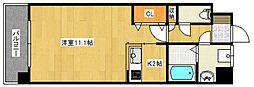 フォーウィルズコートII[7階]の間取り