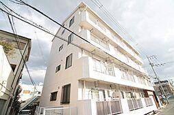 大阪府大阪市城東区永田1丁目の賃貸マンションの外観
