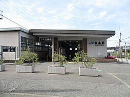 JR阪和線 富...