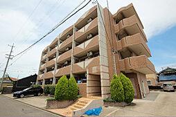 愛知県名古屋市中川区丸米町2丁目の賃貸マンションの外観
