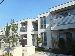 大阪府堺市西区上野芝向ケ丘町6丁の賃貸マンションの外観