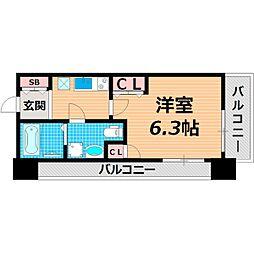 千林大宮駅 5.9万円