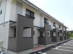 [テラスハウス] 茨城県小美玉市張星 の賃貸【/】の外観