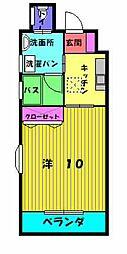 ガーディアンライフII[3階]の間取り