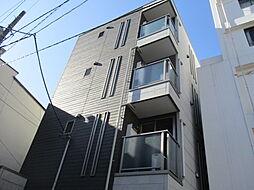 神奈川県横浜市中区野毛町1丁目の賃貸アパートの外観