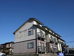 下田ハイツ北方第3[1階]の外観