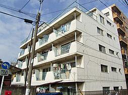 山崎マンション[401号室]の外観