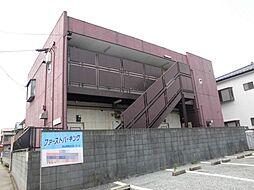ファーストコーポ[1階]の外観