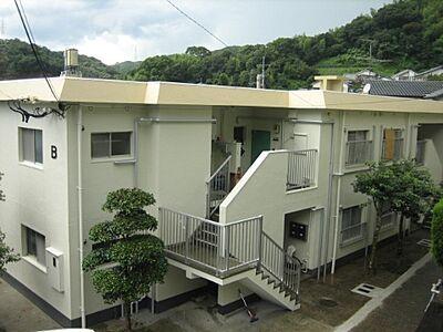 外観,3DK,面積43m2,賃料4.9万円,,,長崎県長崎市昭和3丁目321-5