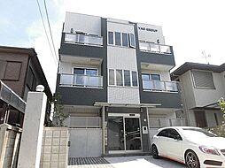 大阪府八尾市東山本新町5丁目の賃貸マンションの外観