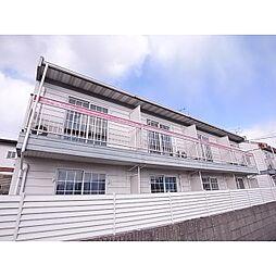 奈良県桜井市大福の賃貸アパートの外観