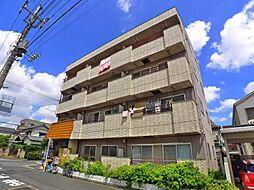 東京都足立区花畑4丁目の賃貸マンションの外観