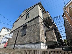 千葉県千葉市若葉区西都賀2丁目の賃貸アパートの外観