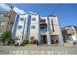 大阪府枚方市上島町の賃貸マンションの外観