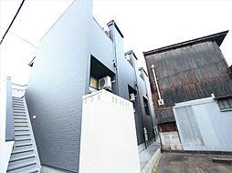 愛知県名古屋市中村区中村本町3丁目の賃貸アパートの外観