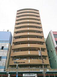 Due-大阪日本橋[3階]の外観