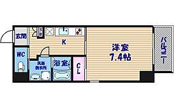 K-flatz[2階]の間取り