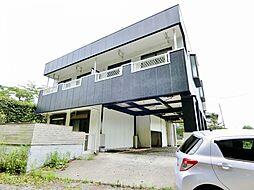 千葉県茂原市六ツ野の賃貸マンションの外観