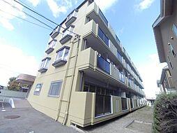 三重県三重郡川越町大字高松の賃貸マンションの外観