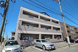 愛知県名古屋市中川区服部1丁目の賃貸マンションの外観