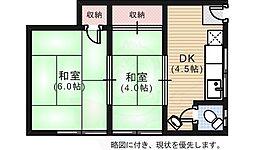 舟入南駅 2.3万円