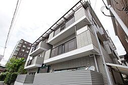 兵庫県西宮市江上町の賃貸マンションの外観