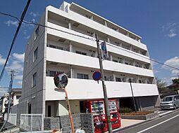 兵庫県伊丹市南本町4丁目の賃貸マンションの外観