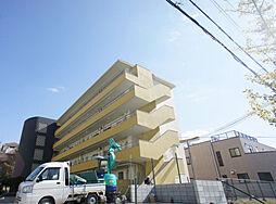 兵庫県神戸市須磨区白川台3丁目の賃貸マンションの外観