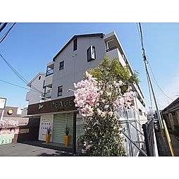 奈良県大和高田市神楽の賃貸マンションの外観
