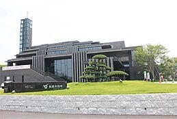 坂東市役所(3597m)