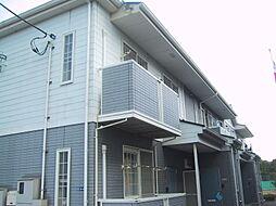 千葉県柏市酒井根5丁目の賃貸アパートの外観